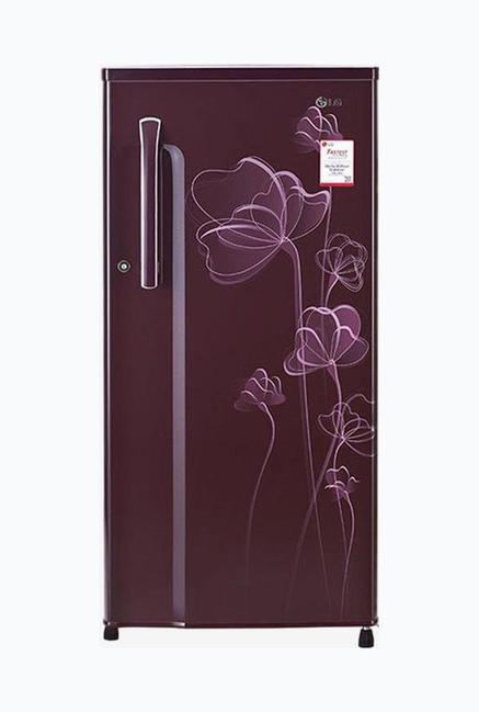 LG GL-B191KSHV 2S 188L Refrigerator (Scarlet Heart)