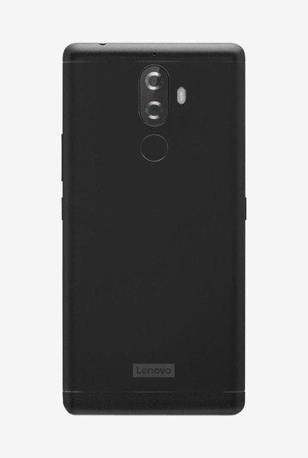 Lenovo K8 Note 64 GB (Venom Black) 4 GB RAM, Dual SIM 4G