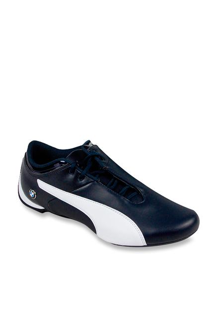 Buy Puma BMW MS Future Cat Team Blue   White Sneakers for Men at Best Price    Tata CLiQ 4ba70ee9b