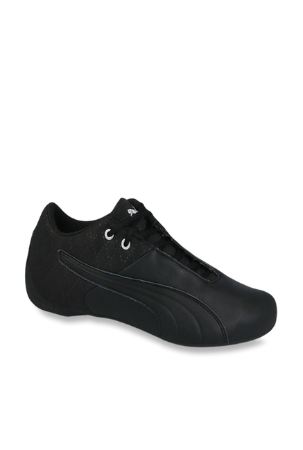 4ab3082f7f9 Buy Puma Future Cat ReEng Quilted Black Sneakers for Men at Best Price    Tata CLiQ