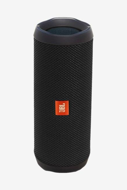 JBL FLIP 4 16 Watts Bluetooth Speaker (Black)