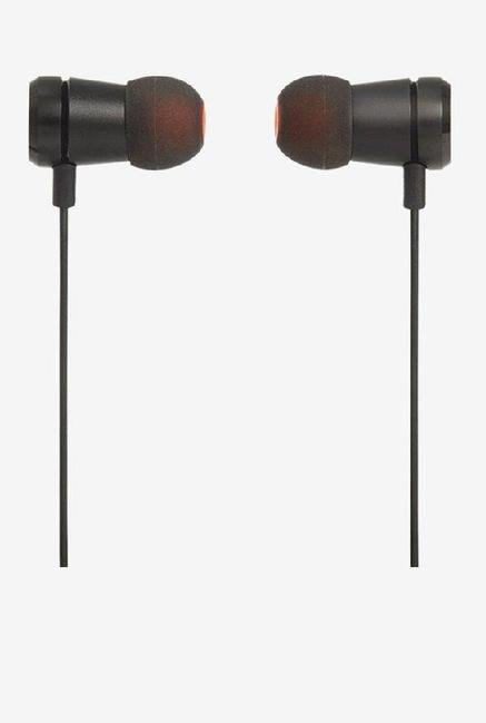 e0bc3ef6d5e Buy JBL T290 W/Mic In The Ear Earphones (Black) Online At Best Price ...