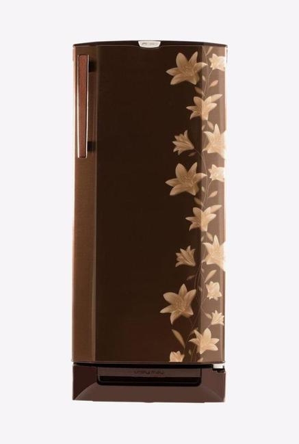 Godrej RD EDGEPRO 210 PDS 3.2 5S 210L Refrigerator (Brown)