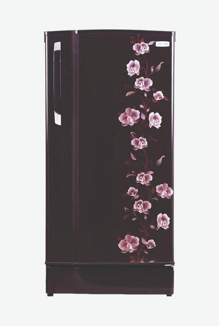 Godrej RD EDGESX 251 CT 3.2 3S 251L Refrigerator Orchid Wine