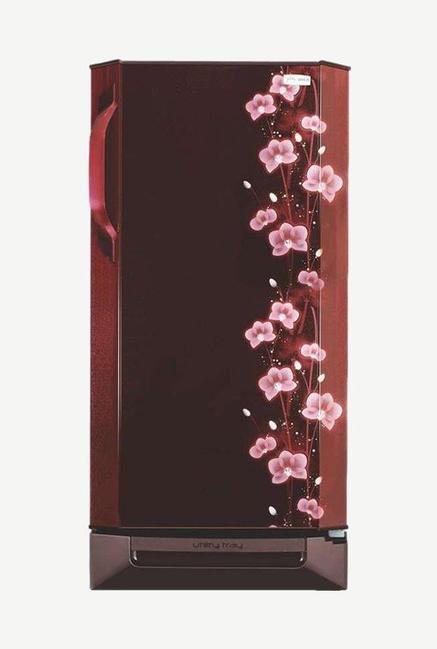 Godrej RD EDGE ZX 195 CTS 3.2 3S 195L Refrigerator (Crimson)