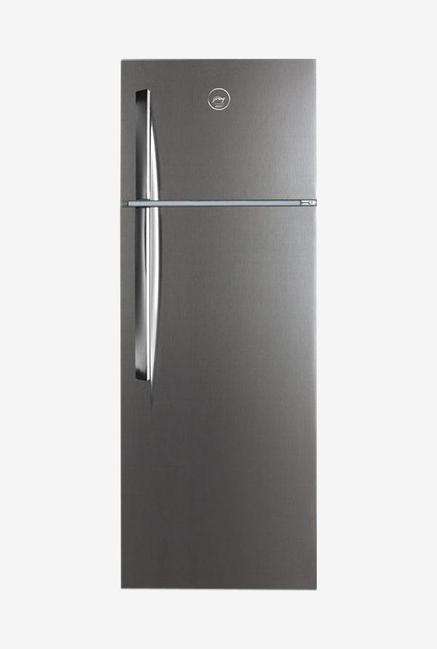 Godrej RT EON 311 SD 4.4 5S 311L Refrigerator (Silver Atom)