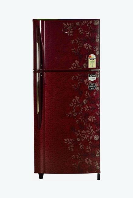 Godrej RT EON 240 P 2.4 2S 240L Refrigerator (Lush Wine)