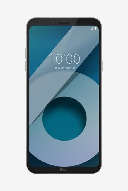 LG Q6 Plus 64GB (Platinum) 4GB RAM, Dual SIM 4G
