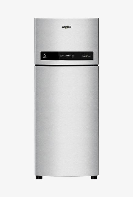 Whirlpool IF 355 ELT 3S 340L Refrigerator (Alpha Steel)