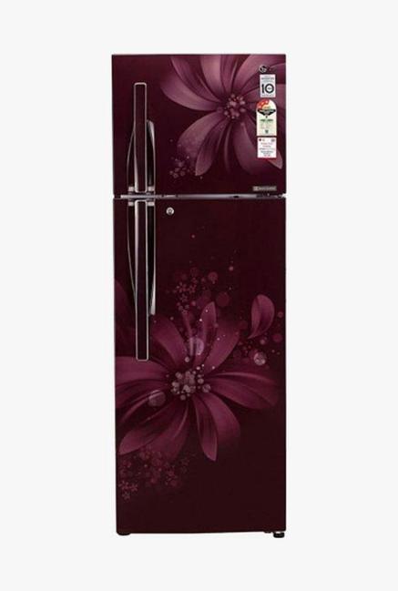 LG GL-I322RSAY 3S 308L Refrigerator (Scarlet Aster)