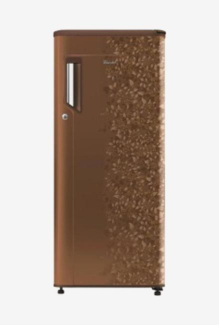 Whirlpool Ice Magic Fresh 4S 245L Refrigerator(Gold Exotica)