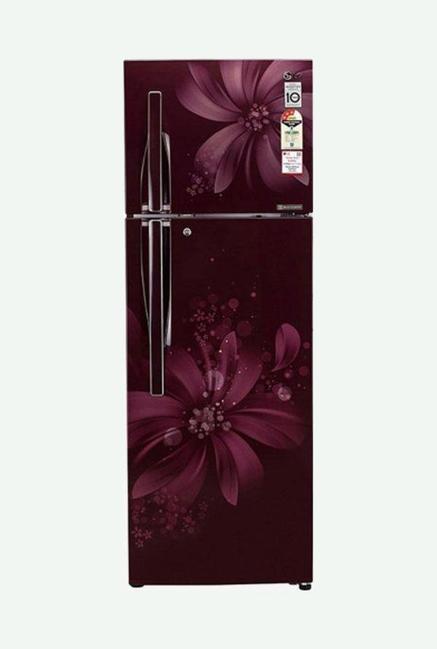 LG GL-C322RSAU 3S 308L Refrigerator (Scarlet Aster)