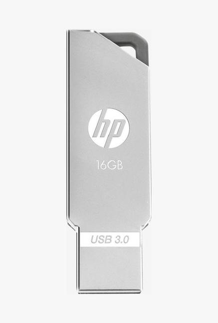 HP X740W 16  GB USB 3.0 Flash Drive  Silver