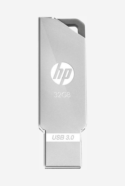 HP X740W 32 GB USB 3.0 Flash Drive Silver