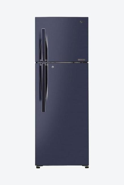 LG GL-T402RCPU 3S 360L Refrigerator (Dark Purple)