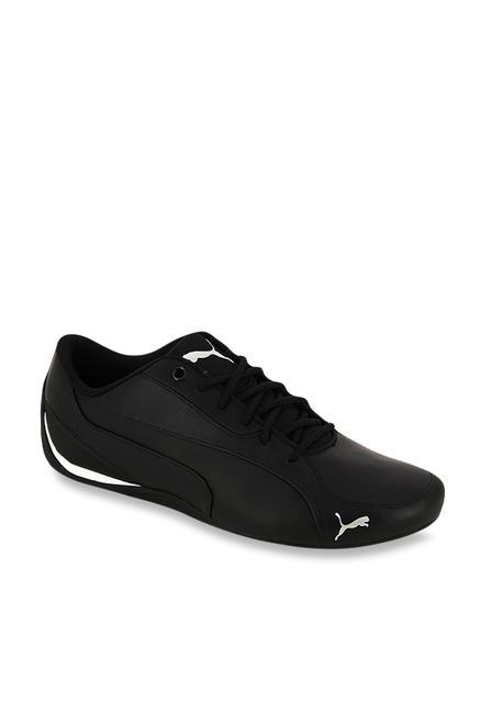 Buy Puma Drift Cat 5 Core Black Sneakers for Men at Best Price ... 4e619ea1a