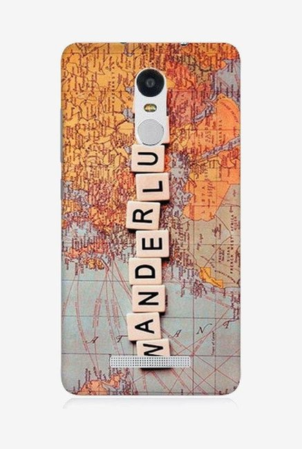 new products 708cb 8a713 Stybuzz Printed Back Cover Case for Xiaomi Redmi Note 3