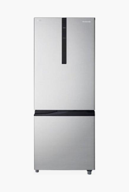 Panasonic 296L 2 Star  2019  Frost Free Double Door Refrigerator  Silver, NR BR307RSX1
