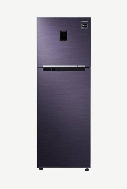 Samsung RT37M5538UT/TL 3S 345L Frost Free Refrigerator (Blue)