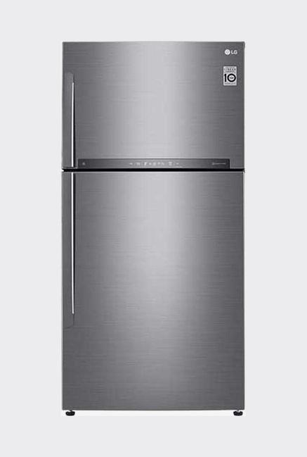 LG GN-H702HLHU 3S 546L Frost Free Refrigerator (Shiny Steel)