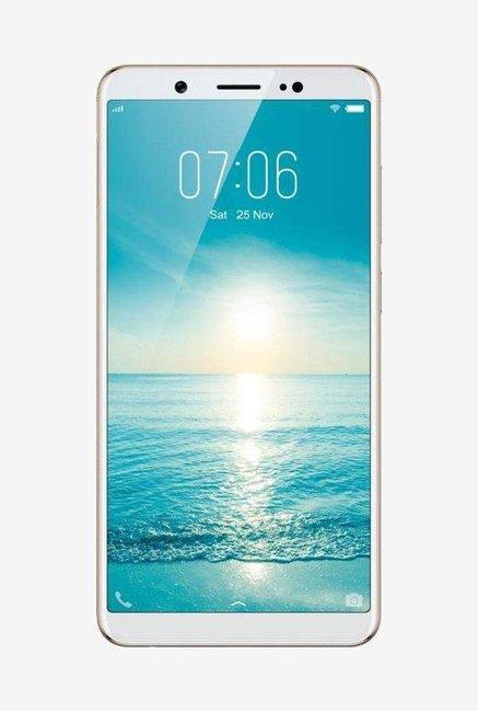 4e3778d02a42 Vivo V7 Upto 20% OFF - Buy Vivo V7 32GB (Champagne Gold) At Best ...