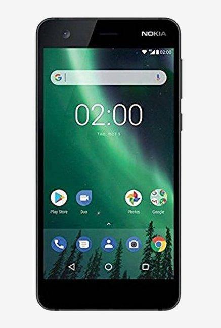 Nokia 2 8GB Pewter Black Mobile