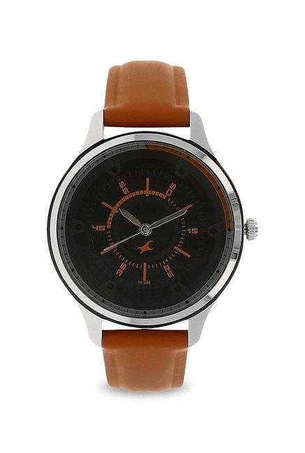 Fastrack 6138SL01 Analog Watch (6138SL01)