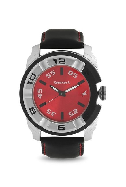 aaa1ffcd379 Buy Fastrack NK3150KL02 Analog Watch for Men at Best Price   Tata CLiQ