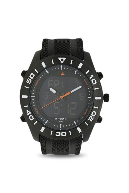 c48a0011a Buy Fastrack NK38034NP01 Analog-Digital Watch for Men at Best Price   Tata  CLiQ