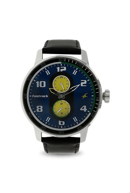 154ee3642 Buy Fastrack NK3159SL02 Analog Watch for Men at Best Price ...