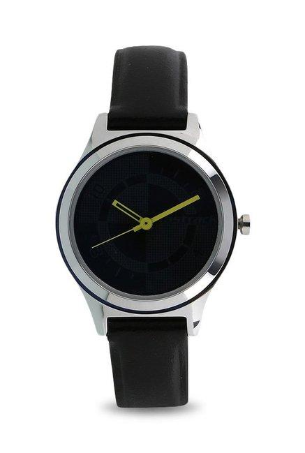 Fastrack 6152SL01 Analog Grey Dial Women's Watch (6152SL01)