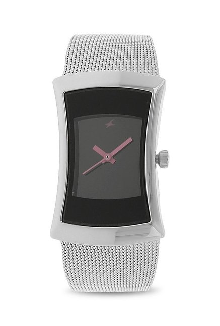 Fastrack NK6093SM01 Analog Watch for Women image