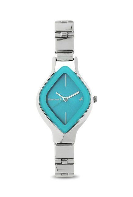 6fad83bd241 Buy Fastrack NK6109SM03 Analog Watch for Women at Best Price   Tata CLiQ