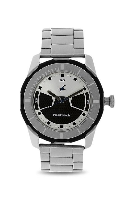 4650b438712 Buy Fastrack NK3099SM02 Analog Watch for Men at Best Price   Tata CLiQ