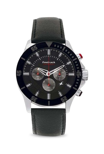c871fbeb7 Buy Fastrack NK3072SL02 Big Time Analog Watch for Men at Best Price   Tata  CLiQ