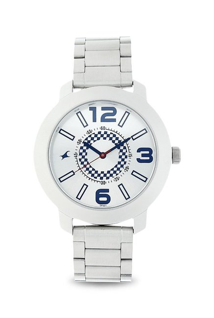 e780fc4e42f Buy Fastrack NK3120SM03 Analog Watch for Men at Best Price ...