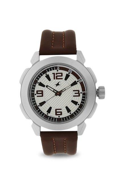 d821e1ecc12 Buy Fastrack NK3130SL01 Analog Watch for Men at Best Price   Tata CLiQ