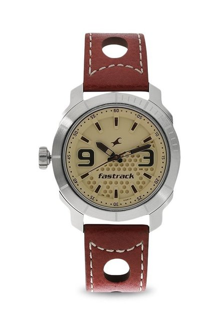 913fa320ca7 Buy Fastrack 3168SL02 Analog Watch for Men at Best Price   Tata ...