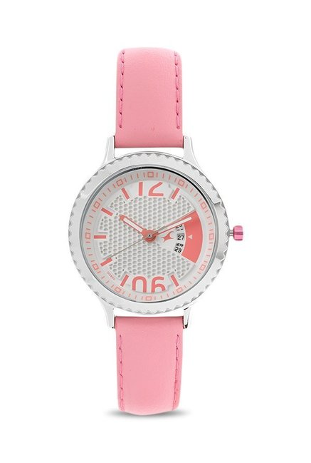 Fastrack 6168SL01 Loophole Analog Watch for Women