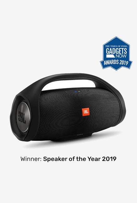 JBL BOOMBOX Bluetooth Speaker - Party speaker (Black)