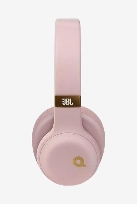 dd1015877af Buy JBL E55BT Quincy Edition Bluetooth Earphone with Mic (Pink ...