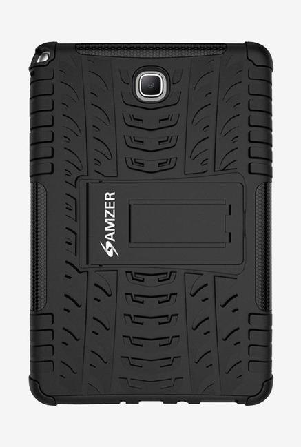 Amzer Hybrid Warrior Case Protective Back Cover for Samsung Galaxy Tab A 8.0