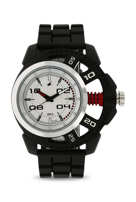 Fastrack NK38028PP01 Motorheads Analog Watch for Men
