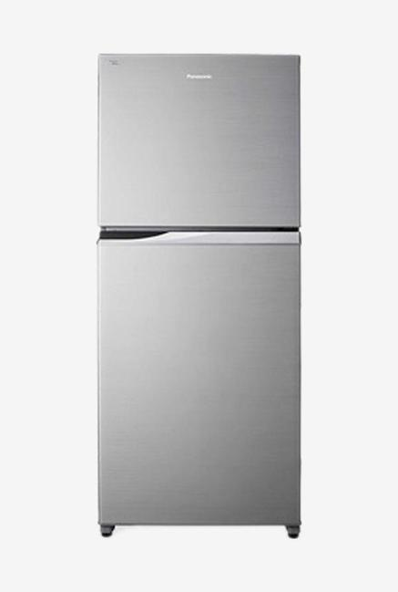 Panasonic NR-BD418VSX1 407L 3S Refrigerator (Silver)