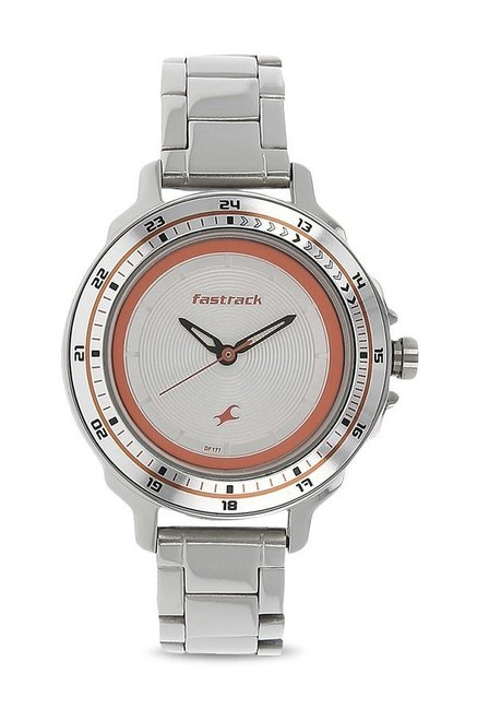 Fastrack NK6135SM01 Analog Watch for Women
