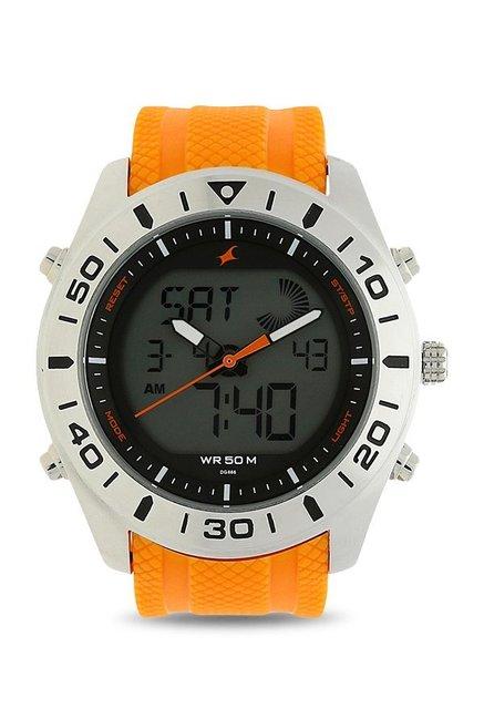 688c3b1b21b Buy Fastrack NK38034SP01 Analog-Digital Watch for Men at Best Price   Tata  CLiQ