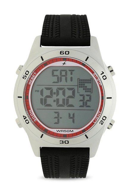 18941c51930 Buy Fastrack NK38033SP01 Digital Watch for Men at Best Price   Tata CLiQ