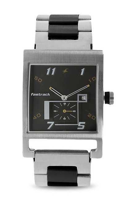 423bfcf02e1 Buy Fastrack NK1478SM01 Analog Watch for Men at Best Price ...