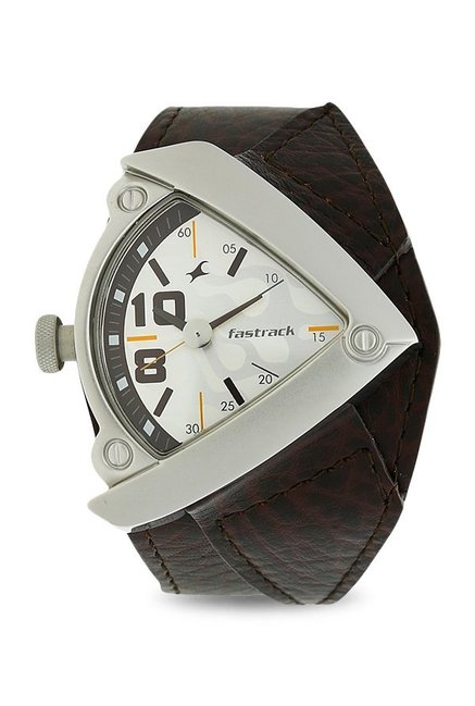 Fastrack NK3022SL01 Analog Watch for Men image