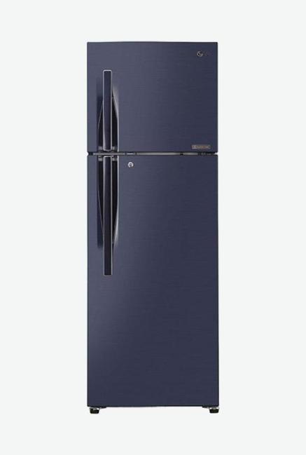 LG GL-T372RCPU 335 L 3S Frost Free Refrigerator (Dark Purple)